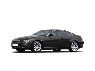 2006 BMW 650i 650CI Coupe