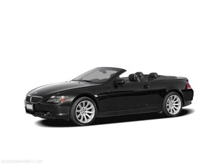 Used 2006 BMW 650i 650Ci for sale in Long Beach