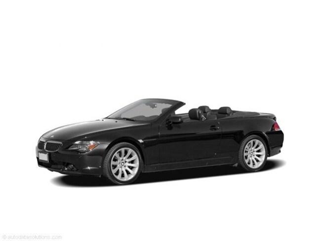 used 2006 bmw 650i convertible for sale ft lauderdale fl. Black Bedroom Furniture Sets. Home Design Ideas