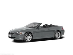 2006 BMW 6 Series 650i Convertible
