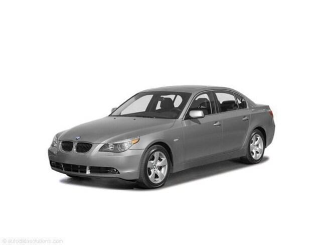 2006 BMW 550i Sedan