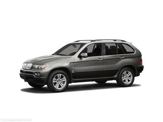 Used 2006 BMW X5 4.4i SUV
