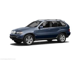 Used 2006 BMW X5 4.4i SUV 5UXFB53566LV27622 under $10,000 for Sale in Alexandria, VA