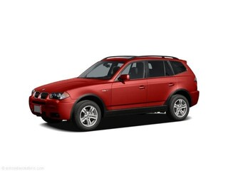 Used 2006 BMW X3 SUV for sale in Denver, CO