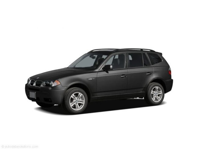 Used 2006 BMW X3 3.0i SUV in Wilmington DE