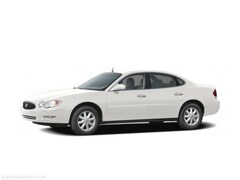 2006 Buick LaCrosse CX Sedan