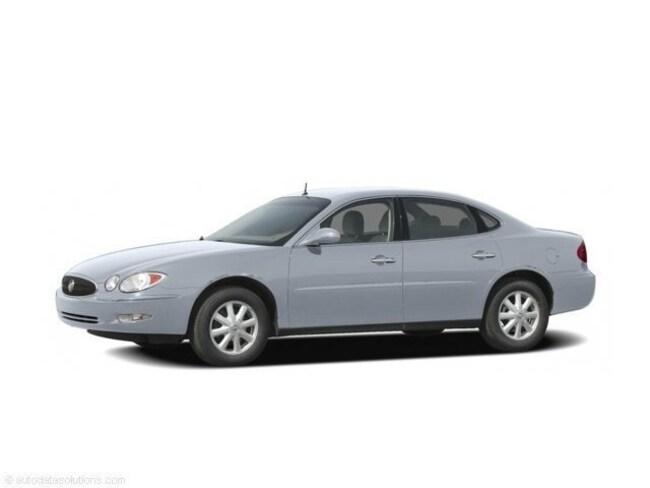 2006 Buick LaCrosse CX Sedan