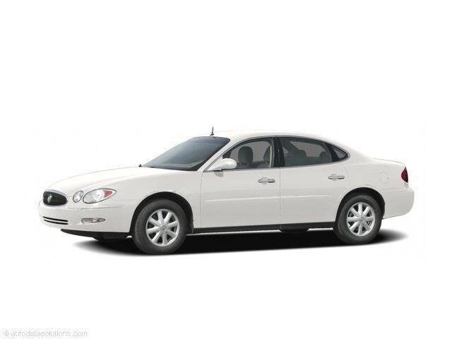 2006 Buick LaCrosse CXL Sedan