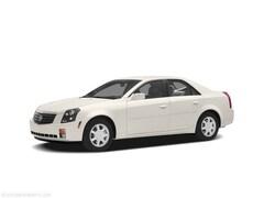 Bargain Used 2006 Cadillac CTS Sedan 1G6DM57T860140263 For sale in Birmingham AL, near Hoover