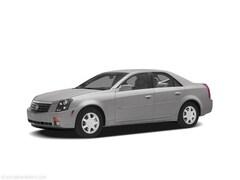 2006 Cadillac CTS SPRT Sedan