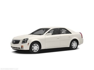 Bargain Used 2006 CADILLAC CTS Sport Sedan under $15,000 for Sale in Joplin