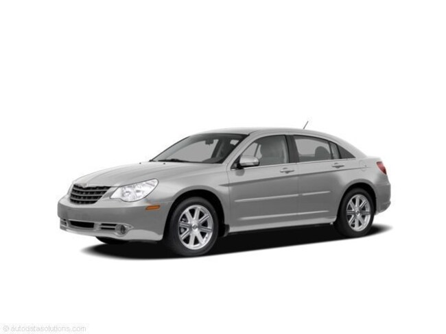 2006 Chrysler Sebring Base Sedan