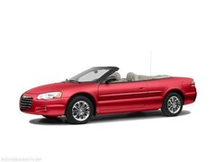 Pre-Owned 2006 Chrysler Sebring Conv 2dr Touring Convertible 14077B for sale near Boston, MA