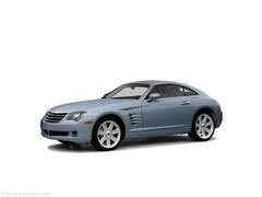 Bargain Vehicles for sale 2006 Chrysler Crossfire Limited Coupe in Little Rock, AR