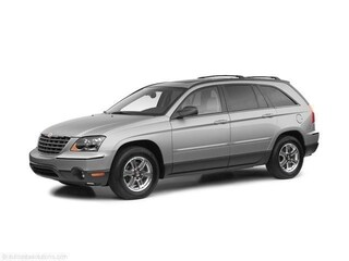 Used 2006 Chrysler Pacifica Touring SUV 2A4GF68456R852943 for sale in Erie, PA