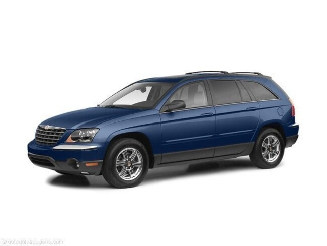 Used 2006 Chrysler Pacifica Base SUV for sale in Hollywood FL