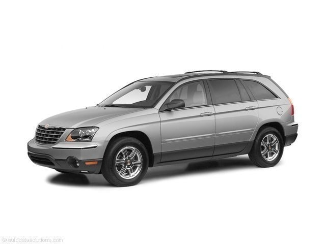 2006 Chrysler Pacifica 4dr Wgn Touring FWD Station Wagon
