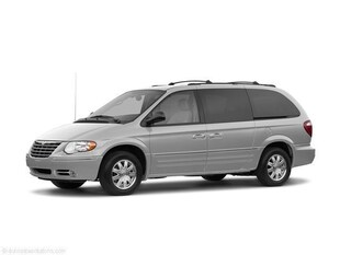 2006 Chrysler Town & Country LWB 4dr LX Mini-van, Passenger