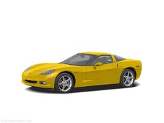 2006 Chevrolet Corvette Base Coupe