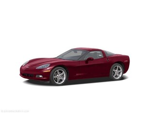 2006 Chevrolet Corvette Premium Coupe