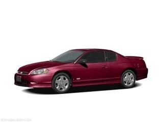 2006 Chevrolet Monte Carlo LT w/3.9 Coupe