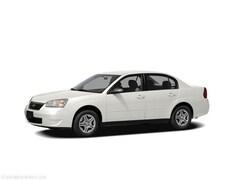 2006 Chevrolet Malibu LT (Non-Inspected Wholesale Tow-Off) Sedan