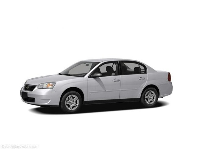 Used 2006 Chevrolet Malibu LT Sedan Near Baltimore