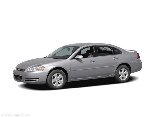 2006 Chevrolet Impala LS Car