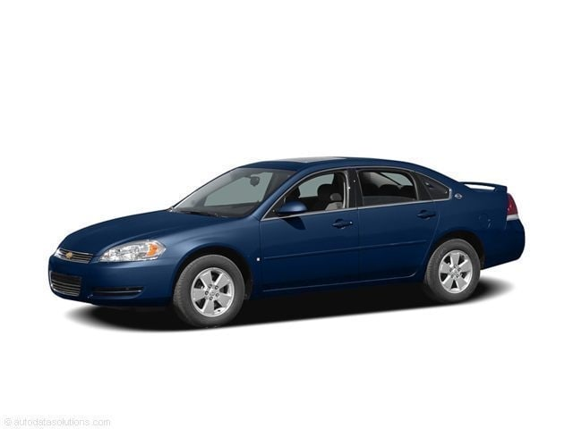 2006 Chevrolet Impala SEDAN