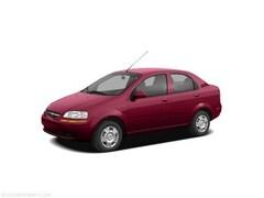 2006 Chevrolet Aveo Sedan