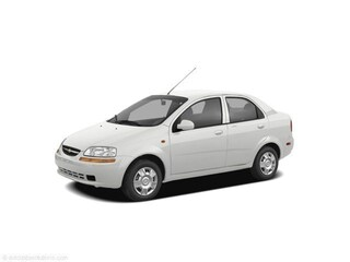 Used 2006 Chevrolet Aveo 4dr Sdn LS Sedan Ames, IA