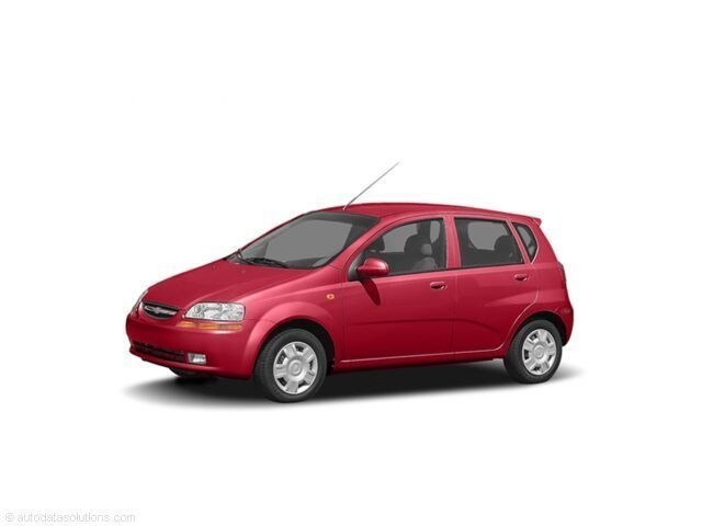 Used 2006 Chevrolet Aveo For Sale at Riverside Nissan of Marquette