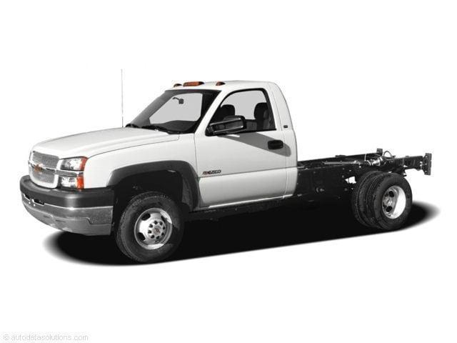 2006 Chevrolet Silverado 3500 Work Truck Truck