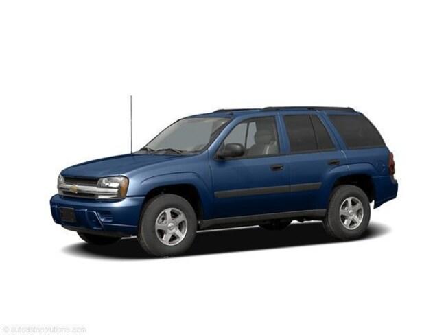 2006 Chevrolet Trailblazer LS SUV