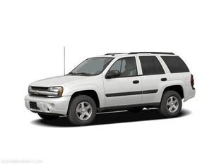 2006 Chevrolet Trailblazer LS 4WD LS