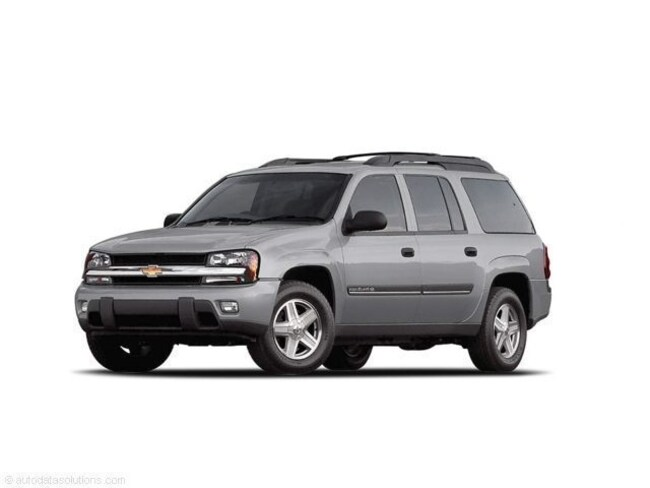 used 2006 Chevrolet Trailblazer EXT LT SUV for sale lowell, MI