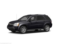 Used 2006 Chevrolet Equinox LT SUV 2CNDL63F766027140 for sale in Corinth, MS at Brose Chrysler Dodge Jeep Ram