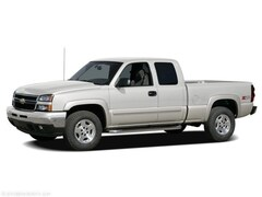 2006 Chevrolet Silverado 1500 Work Truck Truck Extended Cab