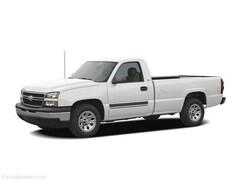 2006 Chevrolet Silverado 1500 Work Truck Truck