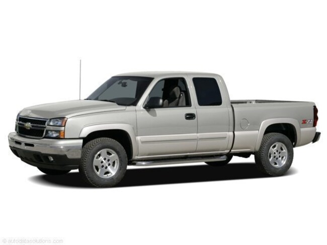 Used 2006 Chevrolet Silverado 1500 Truck Extended Cab For Sale Watsonville, CA