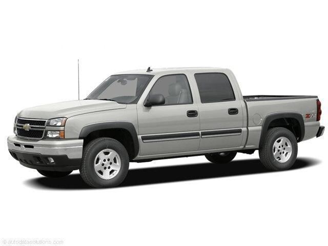 2006 Chevrolet Silverado 1500 Truck Crew Cab