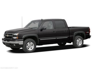 Under $10K Used Vehicles 2006 Chevrolet Silverado 1500 LS Truck Crew Cab for sale in Louisville, KY