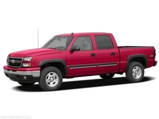 2006 Chevrolet Silverado 1500 LS Truck Crew Cab