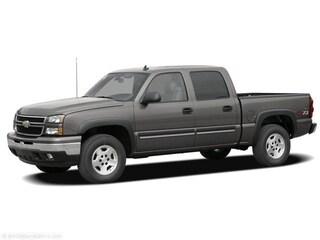 2006 Chevrolet Silverado 1500 LT1 Truck Crew Cab