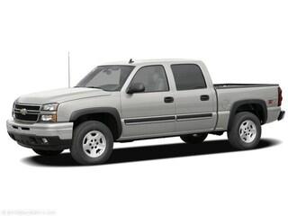 Used 2006 Chevrolet Silverado 1500 Truck Crew Cab San Angelo, TX