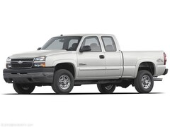 Used 2006 Chevrolet Silverado 2500HD Truck Extended Cab
