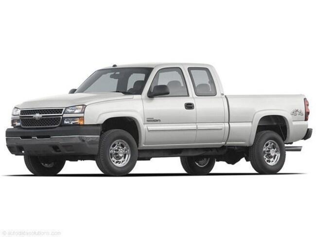 2006 Chevrolet Silverado 2500HD Heavy Duty Truck Extended Cab