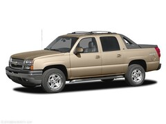 2006 Chevrolet Avalanche 1500 Z66 1500 5dr Crew Cab 130 WB 2WD Truck Crew Cab