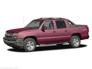 2006 Chevrolet Avalanche Z71 Truck Crew Cab