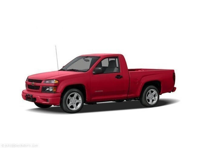 2006 Chevrolet Colorado Truck Regular Cab